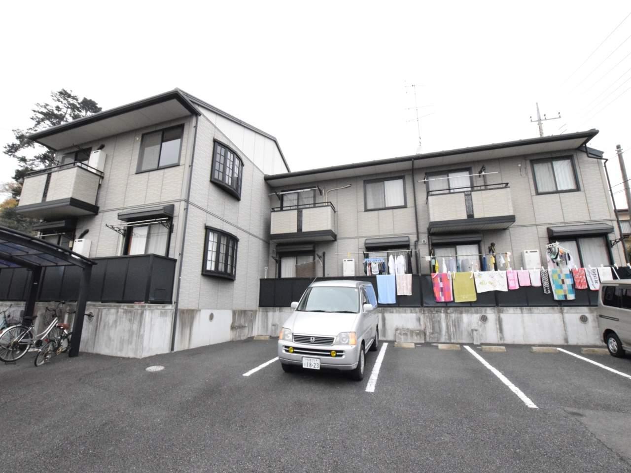 東京都町田市、相原駅徒歩5分の築16年 2階建の賃貸アパート