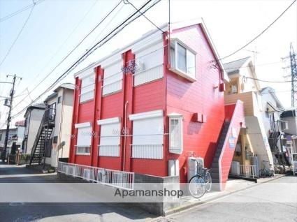 神奈川県相模原市中央区、淵野辺駅徒歩14分の築27年 2階建の賃貸アパート