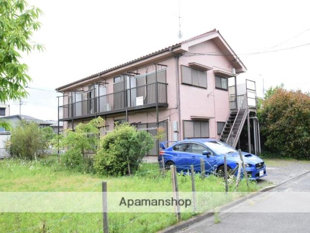 神奈川県相模原市緑区、橋本駅バス12分二本松2丁目下車後徒歩1分の築32年 2階建の賃貸アパート