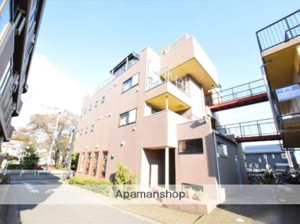 東京都町田市、淵野辺駅徒歩20分の築18年 3階建の賃貸マンション