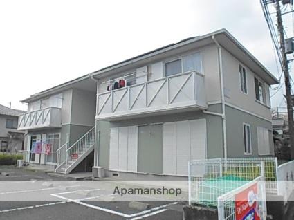 神奈川県相模原市中央区、淵野辺駅バス12分和泉短大前下車後徒歩3分の築20年 2階建の賃貸アパート