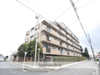 神奈川県相模原市中央区、古淵駅徒歩24分の築23年 6階建の賃貸マンション