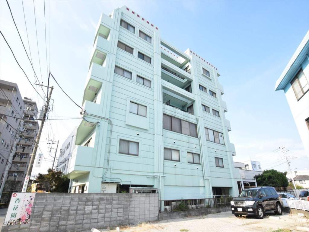 神奈川県相模原市中央区、淵野辺駅徒歩3分の築20年 6階建の賃貸マンション