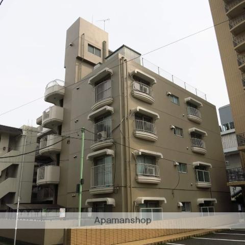 神奈川県相模原市緑区、橋本駅徒歩6分の築31年 5階建の賃貸マンション