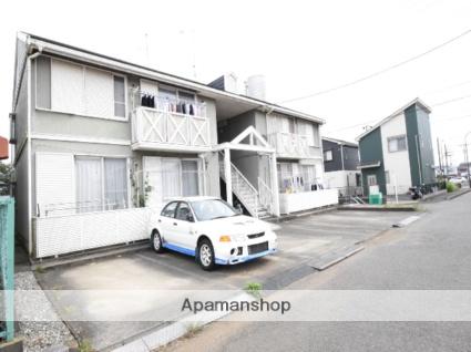 神奈川県相模原市南区、下溝駅徒歩24分の築27年 2階建の賃貸アパート