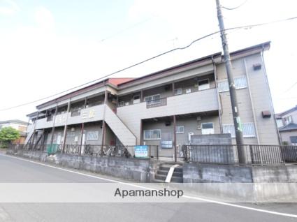 神奈川県相模原市緑区、相原駅徒歩13分の築26年 2階建の賃貸アパート