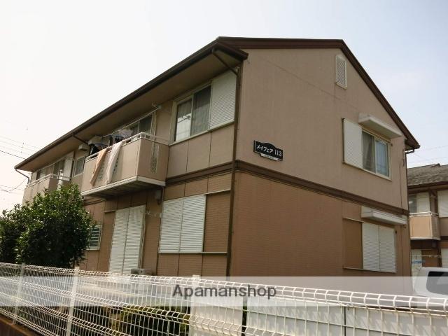 神奈川県相模原市緑区、橋本駅バス10分職業大前下車後徒歩1分の築27年 2階建の賃貸アパート