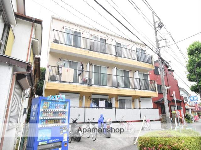神奈川県相模原市中央区、相模原駅徒歩20分の築7年 3階建の賃貸アパート