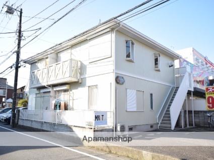 神奈川県相模原市緑区、橋本駅徒歩12分の築24年 2階建の賃貸アパート
