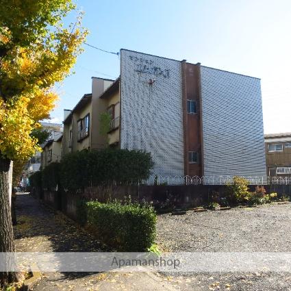 神奈川県相模原市緑区、橋本駅徒歩15分の築36年 2階建の賃貸テラスハウス
