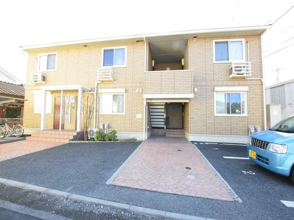 神奈川県相模原市緑区、橋本駅徒歩15分の築6年 2階建の賃貸アパート