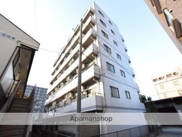 神奈川県相模原市中央区、相模原駅徒歩23分の築26年 7階建の賃貸マンション