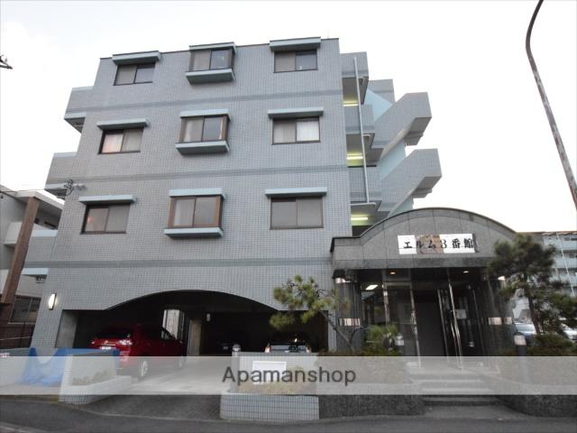 神奈川県相模原市南区、古淵駅徒歩2分の築22年 5階建の賃貸マンション