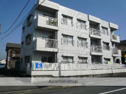 神奈川県相模原市中央区、古淵駅徒歩17分の築29年 3階建の賃貸マンション