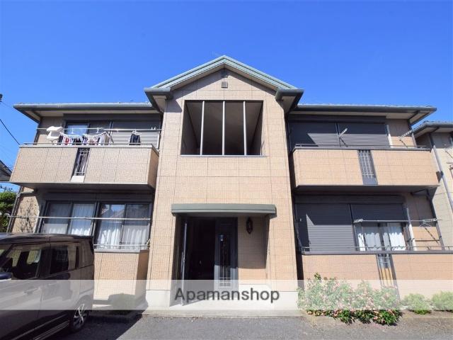 神奈川県相模原市南区、下溝駅徒歩21分の築18年 2階建の賃貸アパート