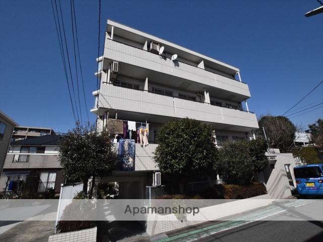 神奈川県相模原市中央区、淵野辺駅徒歩13分の築28年 4階建の賃貸マンション