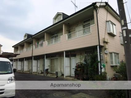 神奈川県相模原市中央区、相模原駅バス10分後徒歩20分の築26年 2階建の賃貸アパート