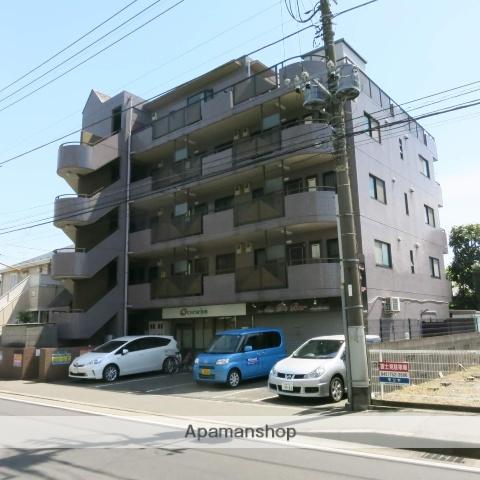 神奈川県相模原市中央区、淵野辺駅徒歩18分の築22年 5階建の賃貸マンション