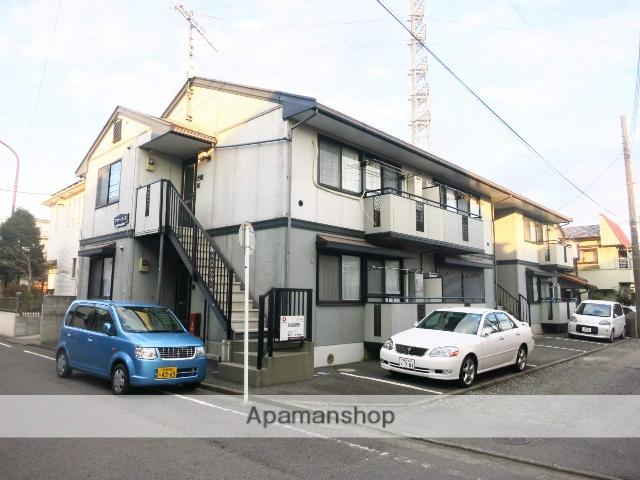 神奈川県相模原市中央区、相模原駅徒歩13分の築20年 2階建の賃貸アパート