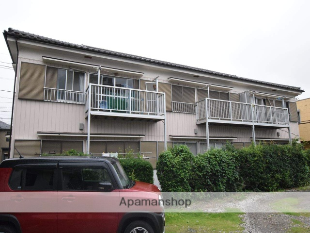 神奈川県相模原市中央区、淵野辺駅徒歩7分の築34年 2階建の賃貸アパート
