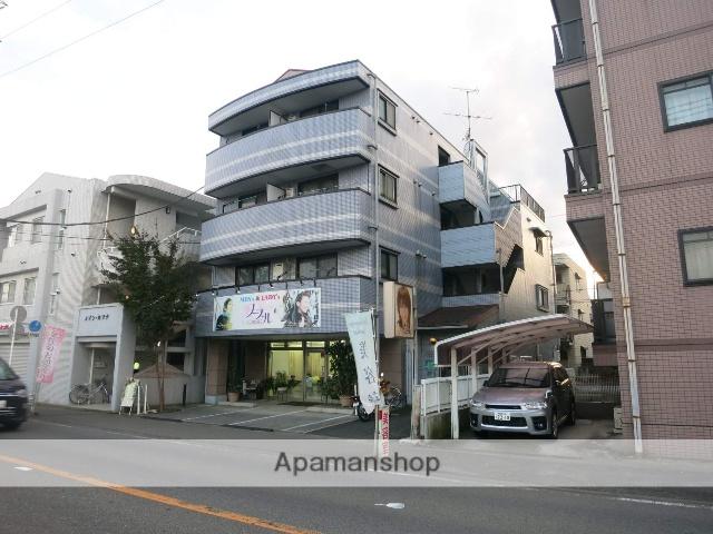 神奈川県相模原市中央区、相模原駅徒歩15分の築16年 4階建の賃貸マンション