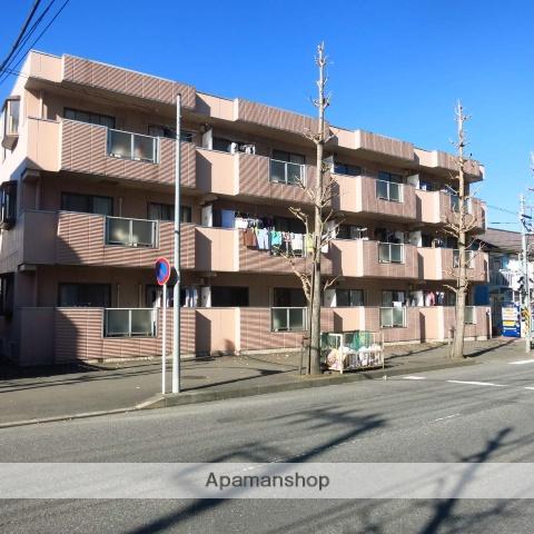 神奈川県相模原市緑区、橋本駅徒歩8分の築28年 3階建の賃貸マンション