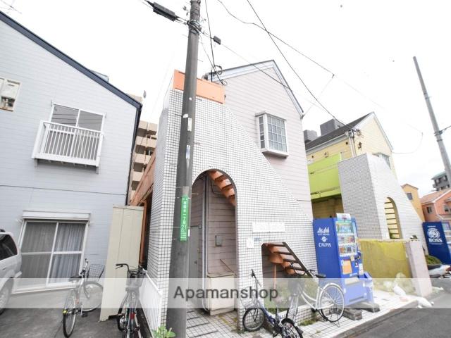 神奈川県相模原市緑区、橋本駅徒歩11分の築31年 2階建の賃貸アパート