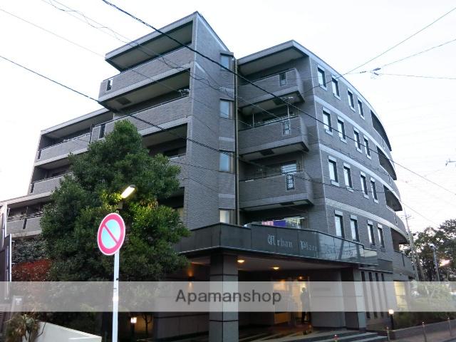 神奈川県相模原市緑区、橋本駅徒歩6分の築22年 5階建の賃貸マンション