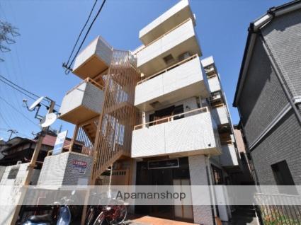 神奈川県相模原市中央区、相模原駅徒歩10分の築30年 4階建の賃貸マンション