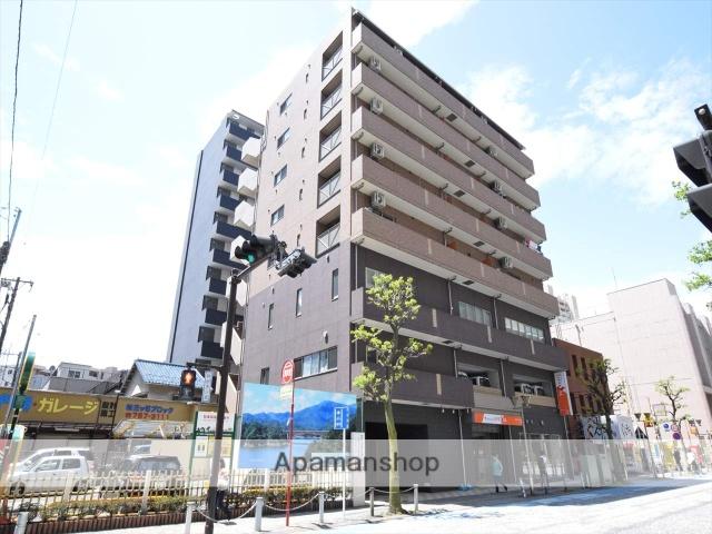 神奈川県相模原市中央区、相模原駅徒歩4分の築7年 8階建の賃貸マンション