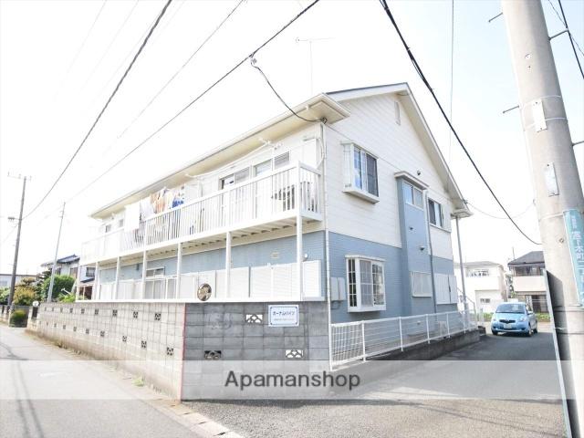 神奈川県相模原市中央区、相模原駅徒歩19分の築25年 2階建の賃貸アパート