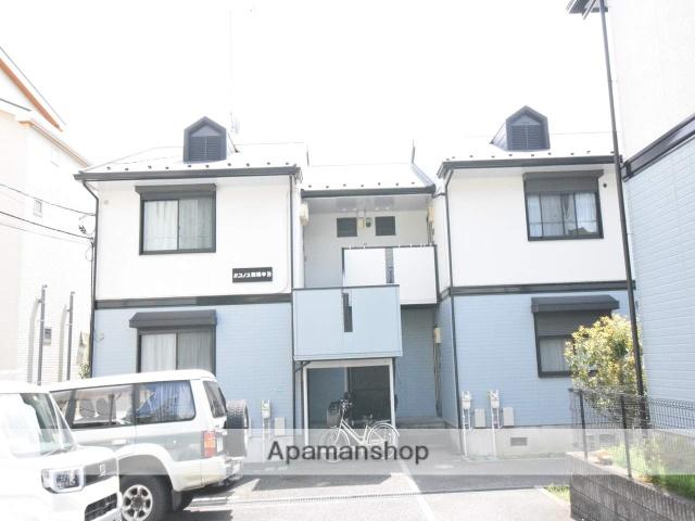 神奈川県相模原市緑区、橋本駅徒歩8分の築23年 2階建の賃貸アパート