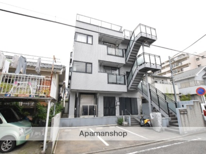 神奈川県相模原市中央区、矢部駅徒歩15分の築18年 3階建の賃貸マンション