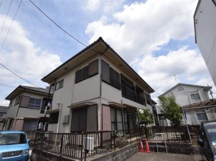 神奈川県相模原市緑区、橋本駅徒歩12分の築31年 2階建の賃貸アパート