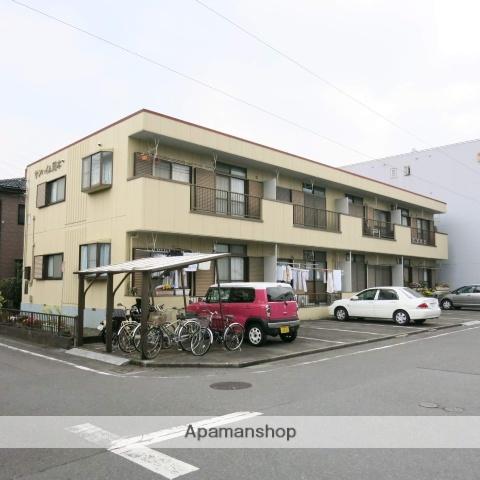 神奈川県相模原市緑区、橋本駅徒歩6分の築27年 2階建の賃貸マンション