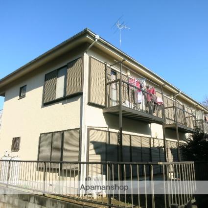 東京都町田市、多摩境駅バス7分馬場十字路下車後徒歩10分の築30年 2階建の賃貸アパート