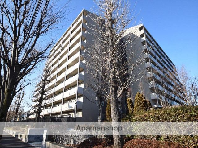 神奈川県相模原市中央区、相模原駅徒歩20分の築20年 10階建の賃貸マンション