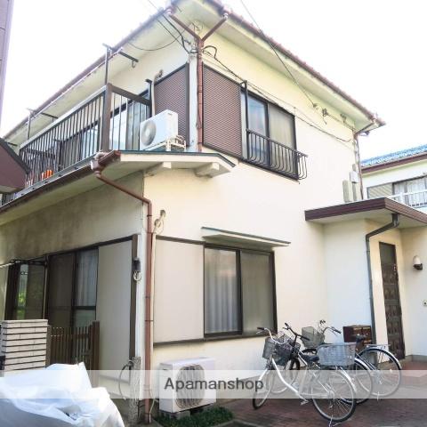 神奈川県相模原市緑区、橋本駅徒歩11分の築35年 2階建の賃貸アパート