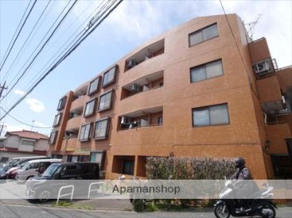 東京都町田市、橋本駅徒歩21分の築25年 4階建の賃貸マンション