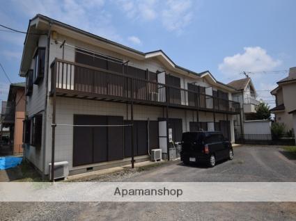 神奈川県相模原市緑区、橋本駅徒歩26分の築23年 2階建の賃貸アパート
