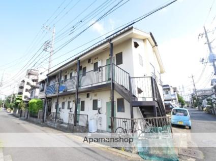 神奈川県相模原市緑区、橋本駅徒歩15分の築29年 2階建の賃貸アパート