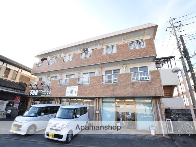 神奈川県相模原市緑区、橋本駅徒歩8分の築33年 3階建の賃貸マンション