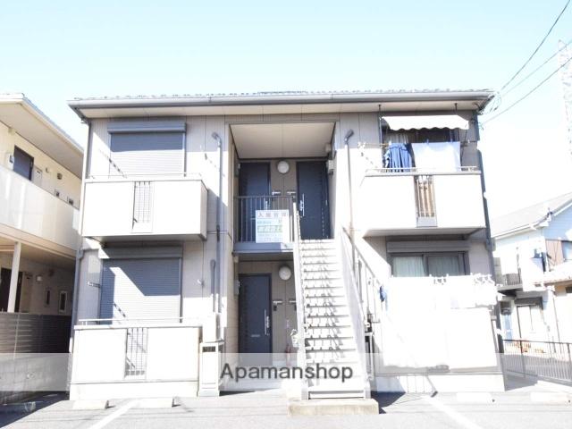 神奈川県相模原市緑区、橋本駅徒歩13分の築12年 2階建の賃貸アパート