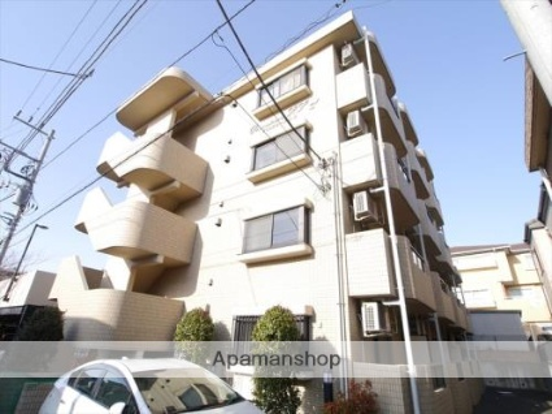 東京都町田市、淵野辺駅徒歩27分の築13年 4階建の賃貸マンション