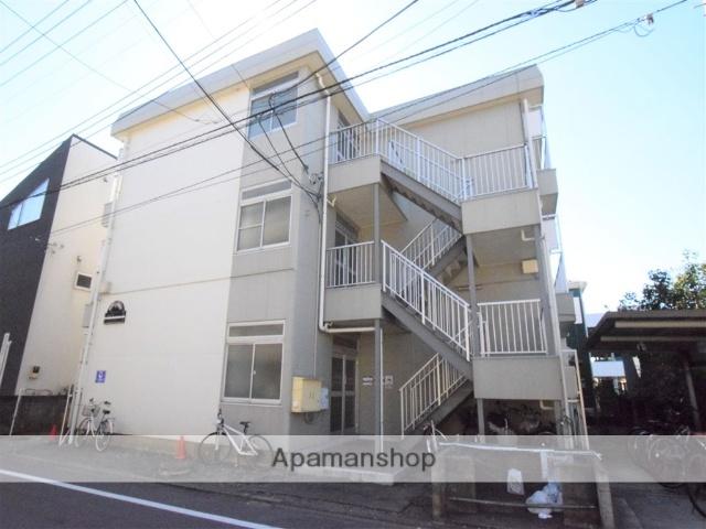 神奈川県相模原市中央区、古淵駅徒歩15分の築29年 3階建の賃貸マンション