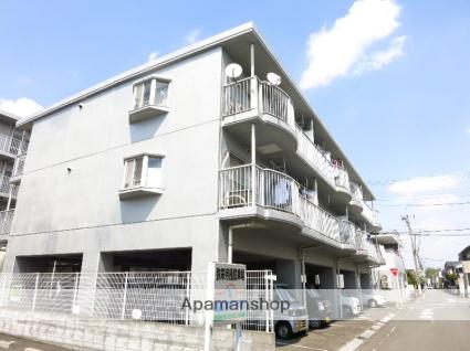 神奈川県相模原市中央区、淵野辺駅徒歩15分の築30年 4階建の賃貸マンション