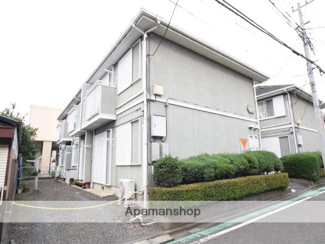 神奈川県相模原市中央区、淵野辺駅徒歩12分の築23年 2階建の賃貸アパート