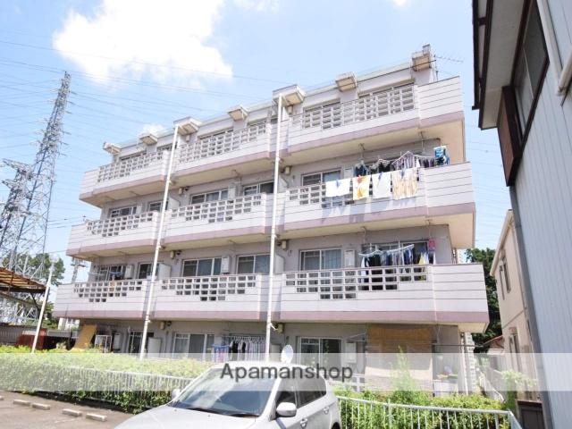 神奈川県相模原市緑区、橋本駅徒歩8分の築30年 4階建の賃貸マンション