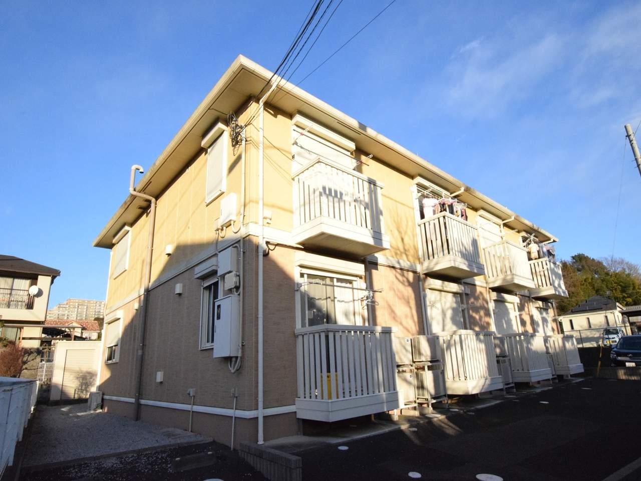 東京都町田市、橋本駅徒歩17分の築10年 2階建の賃貸アパート