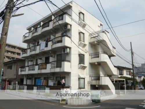 神奈川県相模原市緑区、橋本駅徒歩15分の築31年 4階建の賃貸マンション